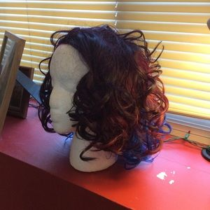 Other - Multi colored Ombré wig